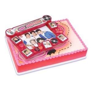 Amazoncom One Direction Cake Kit Designer CakeCupcake Topper