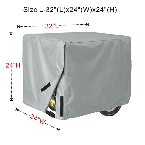 Review Porch Shield 100% Waterproof