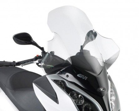 -Downtown 300i ABS SK60AB Kymco Windschild GiVi Kwang Yang