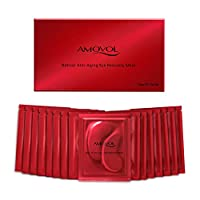 Retinol Eye Mask Reduce Dark Circles and Puffiness Eye Treatment Pads Eye Patches With Anti-aging and Wrinkle Care Properties, Best Gifts for Women & Men (16 Pairs)