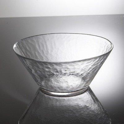 Skandia 7 Piece Glass Conical Salad Bowl Set