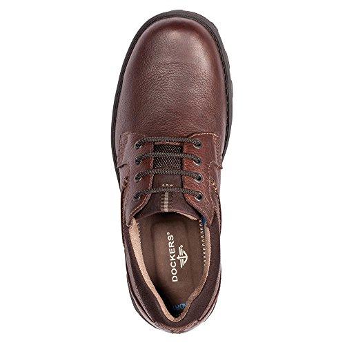 Dockers Suffolk Hombre Piel Zapato