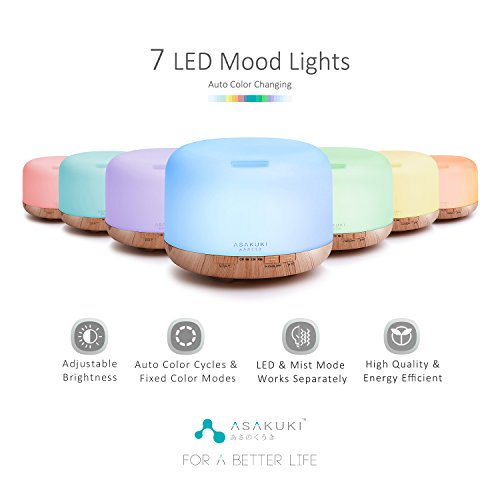 9 Of The Best Ultrasonic Essential Oil Diffusers