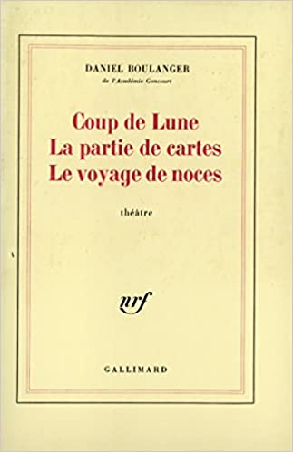 Lire Coup de lune - La Partie de cartes - Le Voyage de noces pdf ebook