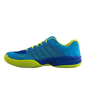 K-SWISS EXPRESS LIGHT HB AZUL VERDE FLUOR: Amazon.es ...