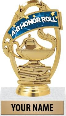 Crown Awards Honor Roll Trophy - 5