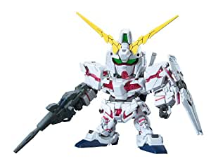 Bandai Hobby BB#360 Unicorn Gundam, Bandai SD Action Figure