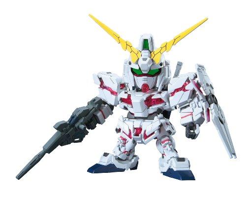 Bandai Hobby BB#360 Unicorn Gundam, Bandai SD Action Figure ()