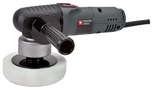 Porter-Cable 7424XPR 6 in. Variable-Speed Random-Orbit Polisher (Certified Refurbished)