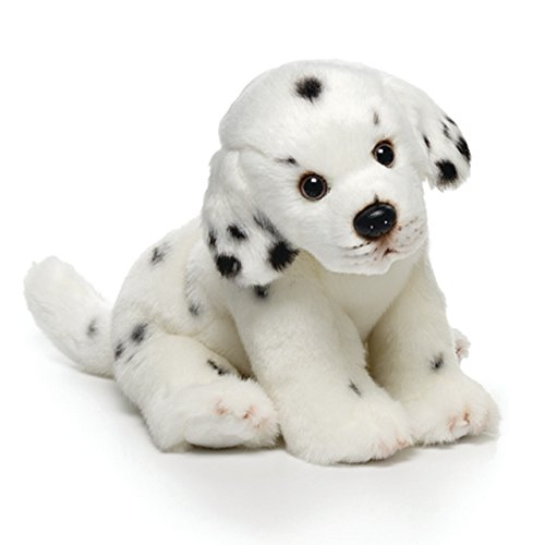 Nat and Jules Sitting Small Dalmatian Dog Children's Plush Stuffed Animal Toy]()