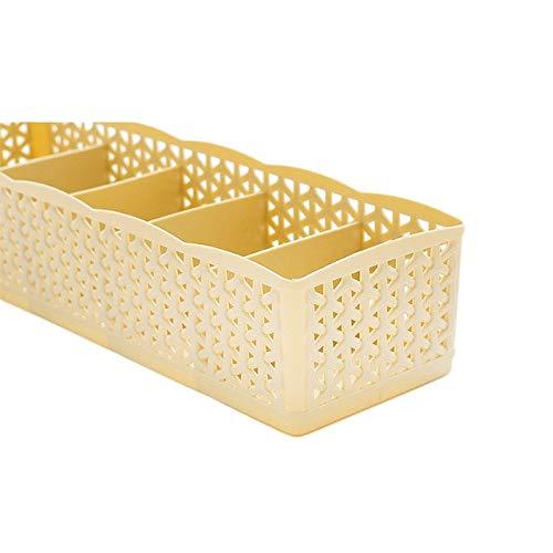 CHENLU Organizador De Plástico Caja De Almacenamiento Corbata ...