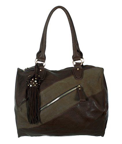large-diamond-shape-bucket-purse-by-arcadia-usa-coffee-bean