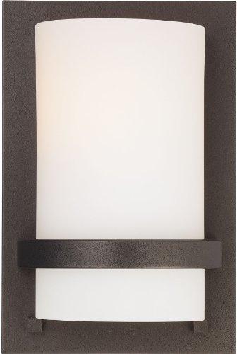 Minka Lavery Wall Sconces 342-172 Glass 1 Light 100 watt (10
