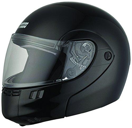 Studds Ninja 3G Economy Full Face Helmet (Matt Black, XL)