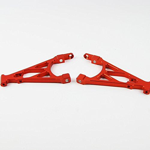 Hpi Baja 5b Ss (Aluminum Alloy Rear Shock Tower Support Fit Rovan KM HPI Baja 5B SS 5T 5SC)