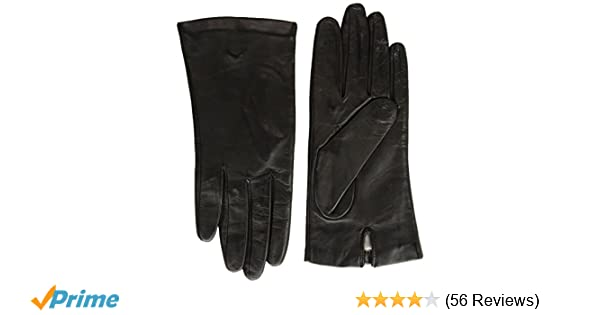 d32e02db0f8cb Fownes Women's SILK Lined Metisse Lambskin Leather Gloves at Amazon Women's  Clothing store: