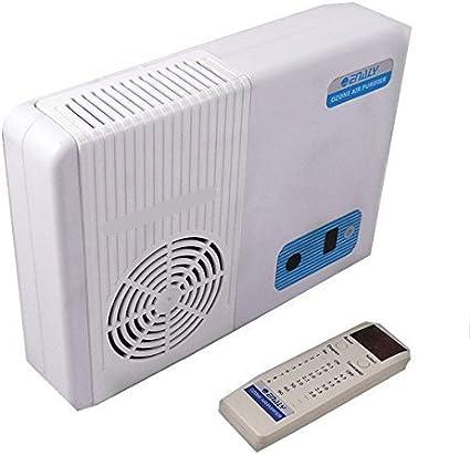 cgoldenwall ozx-a200 N hogar Generador de Ozono Purificador de aire frutas y verduras máquina de desintoxicación aire Esterilizador de ozono purificador de agua Máquina de ozono ozonizador 110 V/220 V 200 mg/h,