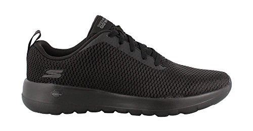 Skechers Women's Go Joy 15601 Wide Walking Shoe,Black,11 W US