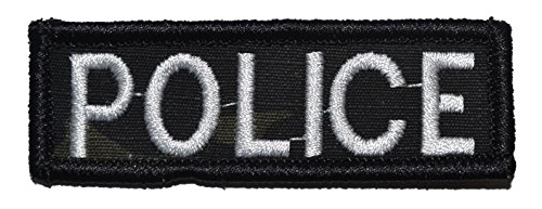 Police Name Military Patch Morale product image