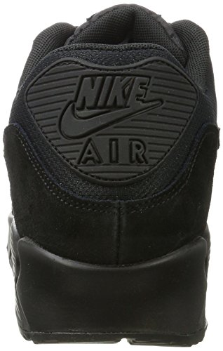 Black Running Air Nero Max Black Donna Black Scarpe NIKE 90 IB8dqwI