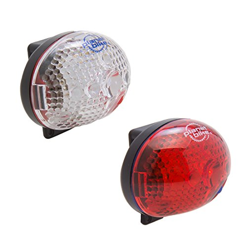 Planet Bike Blinky Safety bike light set (Best Deal On Sports Shoes In India)