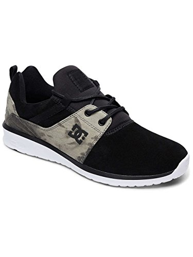 Print Xskg Camo Black Sneakers Se Heathrow DC da M Uomo Shoe zwvIpfq