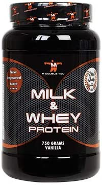 M Double You - Milk & Whey Proteïne (Coconut - 750 gram ...