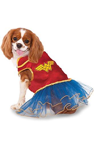 DC Comics Wonder Woman Pet Tutu Dress,