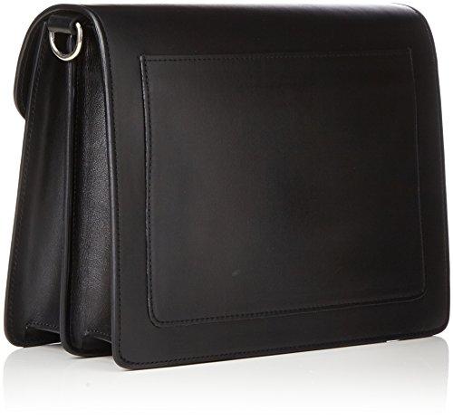 Paul & Joe Goctave - Sacs à bandoulière pour femme, Schwarz (noir / noir), 20x10x24 cm