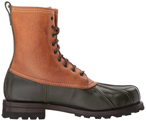 Frye Mens Warren Duck Rain Boot Forest / Multi