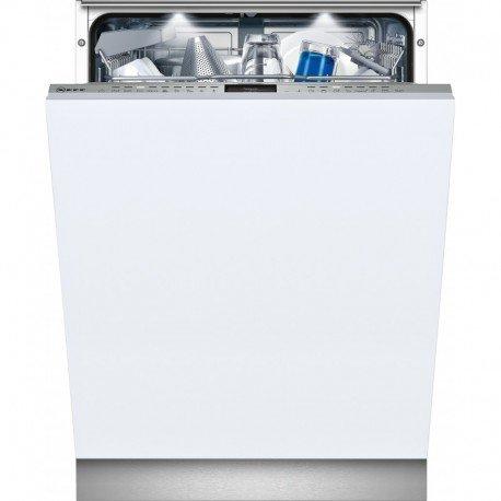 Neff S715T80D0E lavavajilla Totalmente integrado 14 cubiertos A++ ...