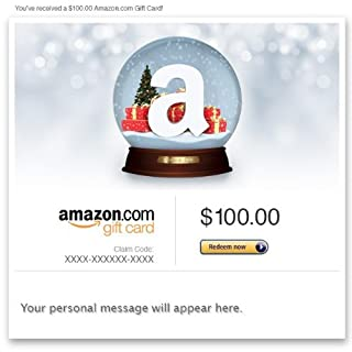 Amazon Gift Card - Email - Holiday Snow Globe (B0062ONFT6) | Amazon price tracker / tracking, Amazon price history charts, Amazon price watches, Amazon price drop alerts