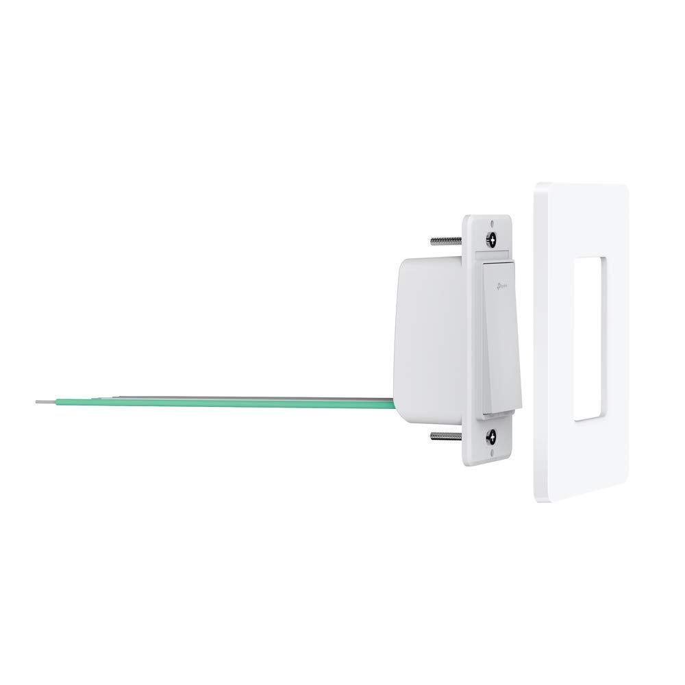 Needs Neutral Wire TP-LINK USA WiFi Light Switch Works with Alexa ...
