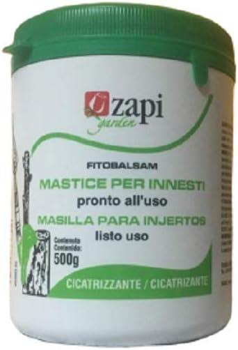ZAPI Masilla Pasta cicatrizante para heridas de poda e injertos 500 g