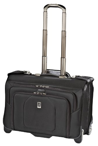 Travelpro Luggage Crew 9 Rolling Garment Carry-On Bag, Black, One Size by Travelpro