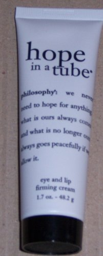 Philosophy Super Size Hope in a Tube Cream Eye and Lip Firming Cream 1.7 Oz -