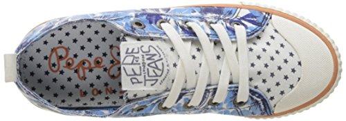 Sneakers Soul Pepe Bleu Basses Jeans Femme Industry Anyl H8wqtw6