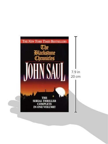 Read The Blackstone Chronicles The Serial Thriller Complete In One Volume By John Saul
