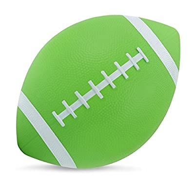 Mini Inflatable Football 7.5Inch Playground Balls For Kids and Junior Outdoor Family Games : Sports & Outdoors