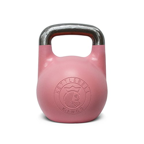 Kettlebell Kings | Kettlebell Sport Competition Style Kettlebell | Designed for Comfort During High Repetition Movements and Exercise (18)
