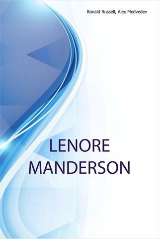 Download Lenore Manderson, University of the Witwatersrand (SA) and Brown University (Providence RI) ebook