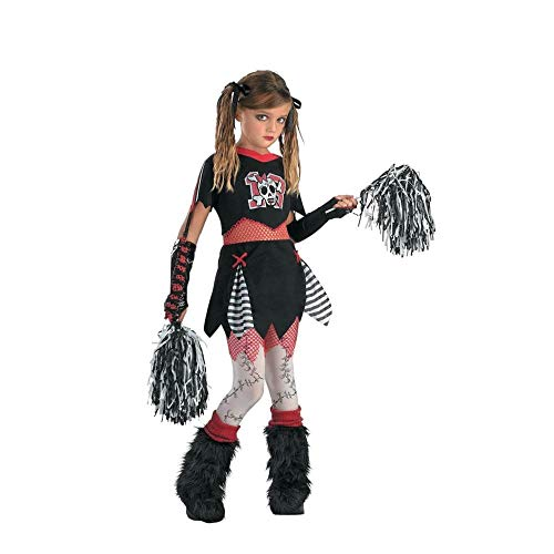 As A Girl For Halloween (Girls Cheerless Leader(10 To 12-As)