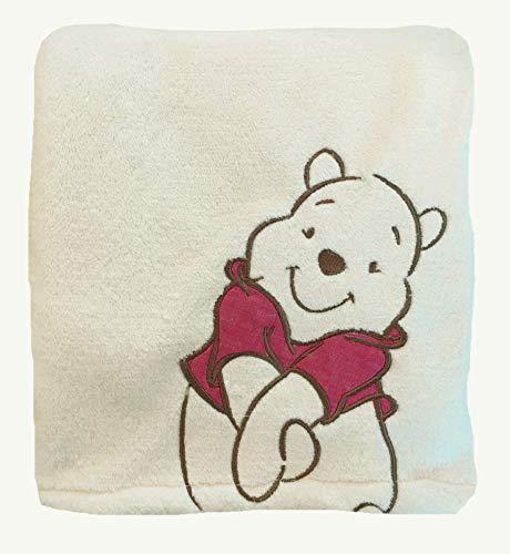 (Danica Cozy Line Home Fashions Super Soft Coral Fleece Baby Blanket, Cute Animal Pattern, 40
