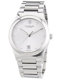 Victorinox Swiss Army Women's Victoria 241630 Silver Stainless-Steel Swiss Quartz Watch