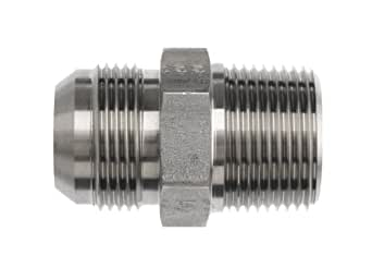 Brennan 2404 12 12 Ss Stainless Steel Jic Tube Fitting