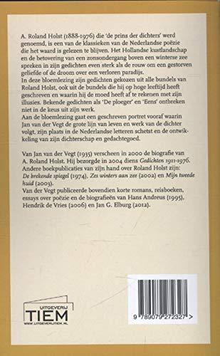 A Roland Holst Een Dichter Aan Zee Een Geschreven