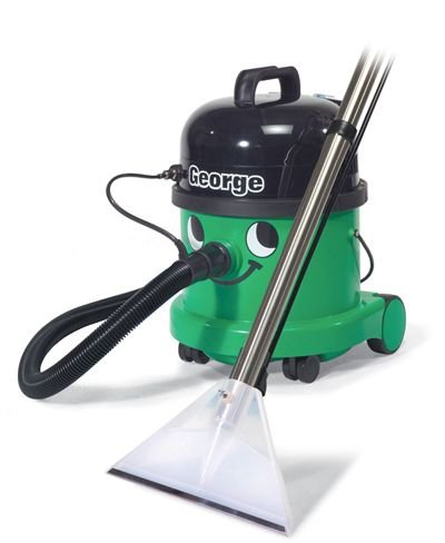Numatic Top-of-the-line Hi-Power Wet or Dry Canister Vacuum Cleaner
