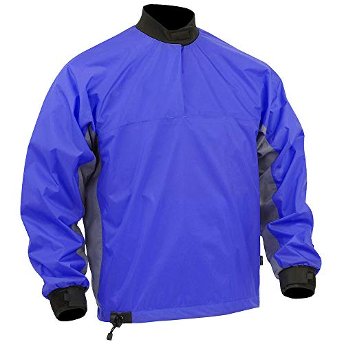 (NRS Rio Top Paddle Jacket Blue XS)