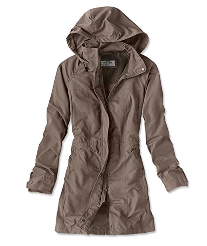 Orvis Women's Pack-and-Go Travel Jacket, Tan, X Large by Orvis
