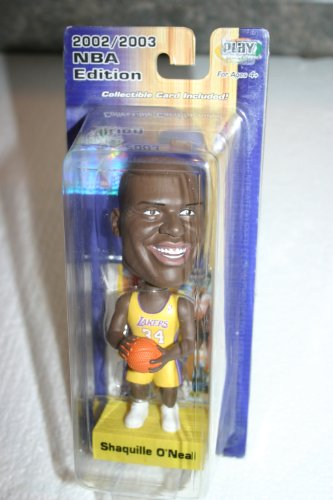 Play Makers Shaquille O'Neal 2002 Bobblehead ()